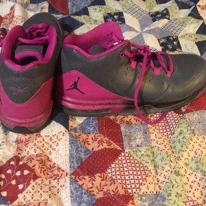 Jordan's shoes/Flight